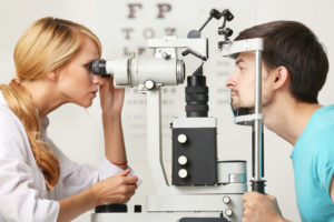 eye exam paoli